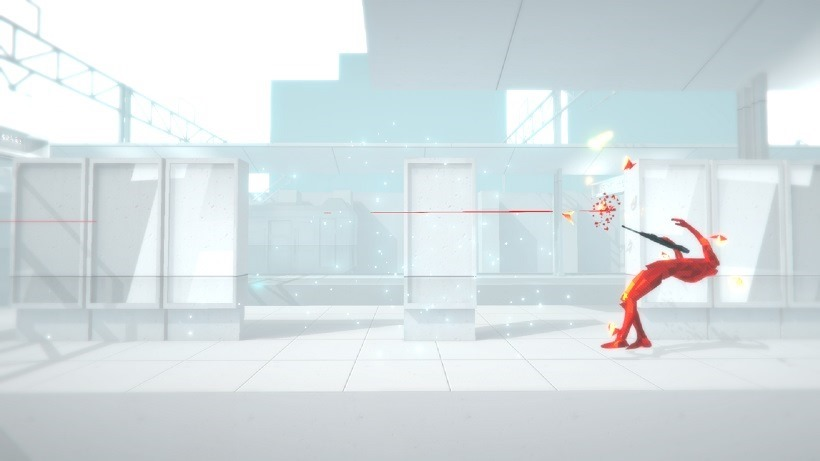 SuperHot Review Feature