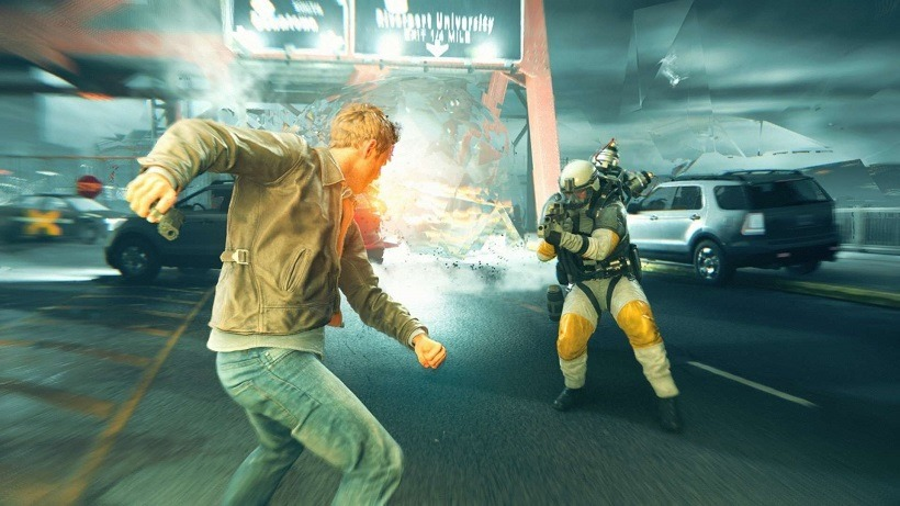 Quantum Break Review 9