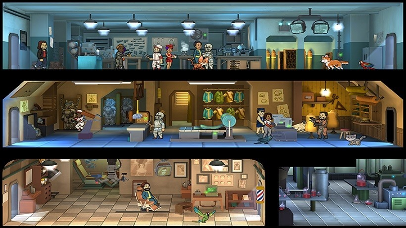 Update 1.4 for Fallout Shelter