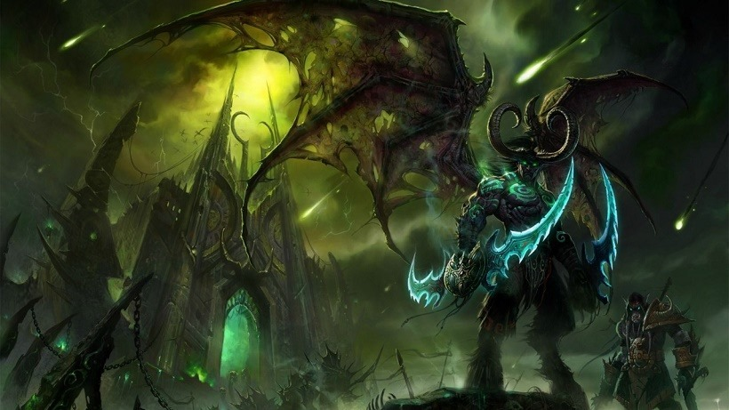 World of Warcraft Legion 1
