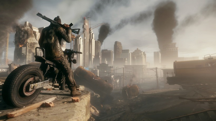 Homefront-The-Revolution comes with a strongly recommended patch1