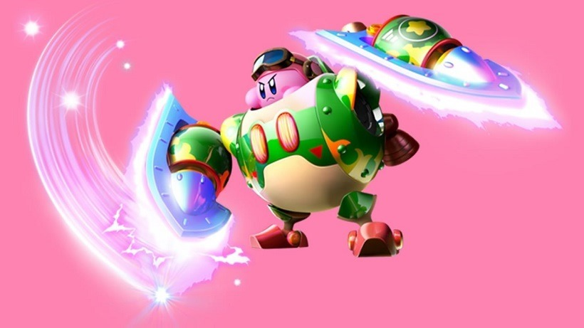 Kirby Planet Robobot Review 1