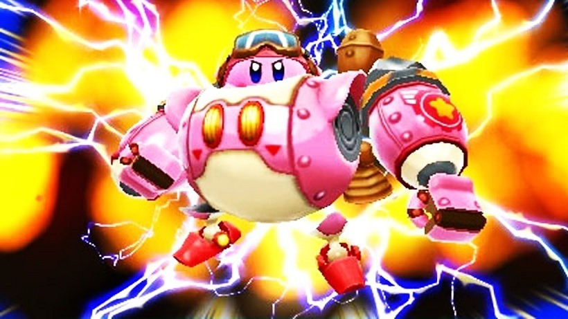 Kirby Planet Robobot Review 4