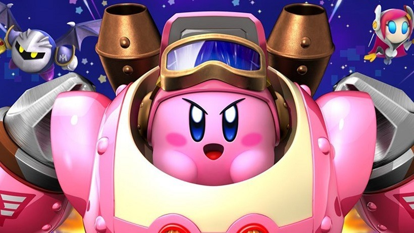 Kirby Planet Robobot Review feature