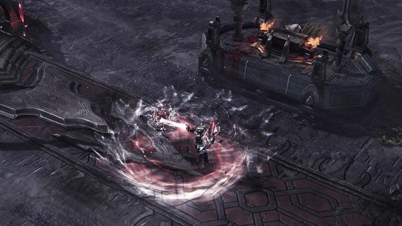 StarCraft II co-op missions