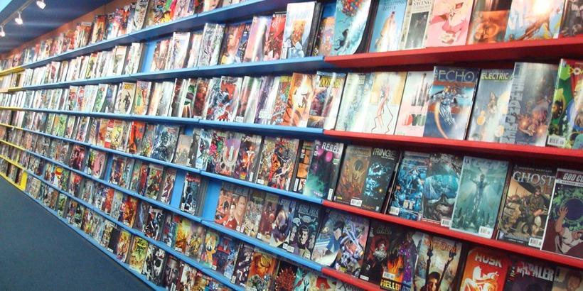 Comic Books (1)