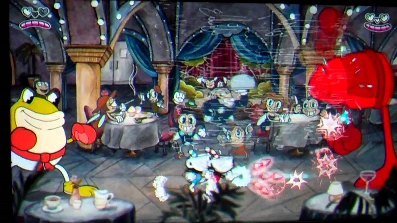 Cuphead expands into a platformer