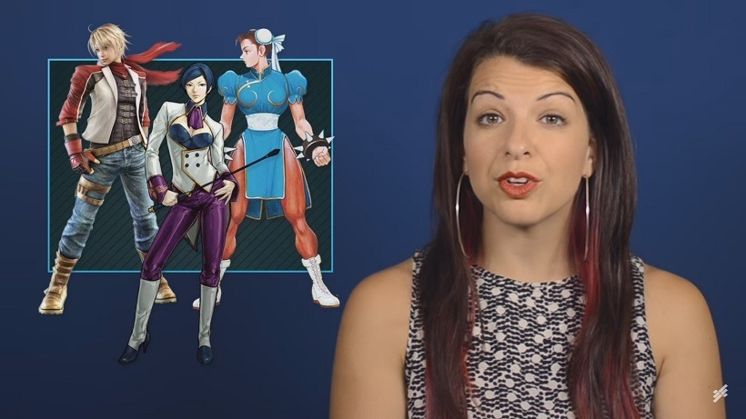 Anita Sarkeesian tackles female combatants in new video