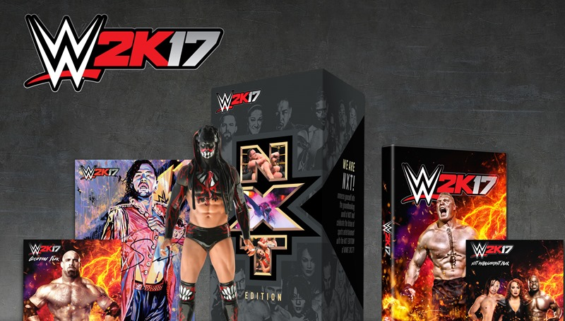 WWE 2K17 CE