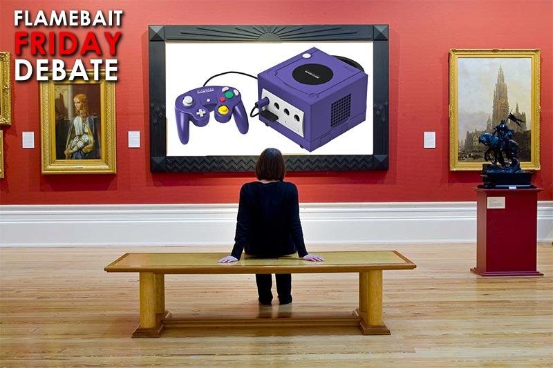 Console-art