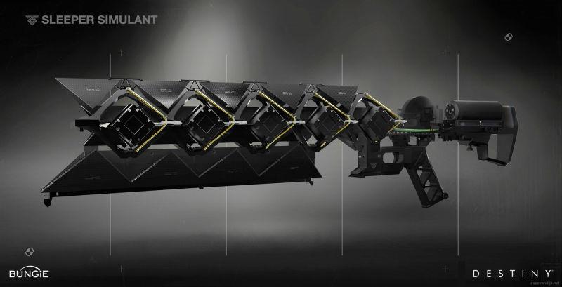 Destiny weapons (1)