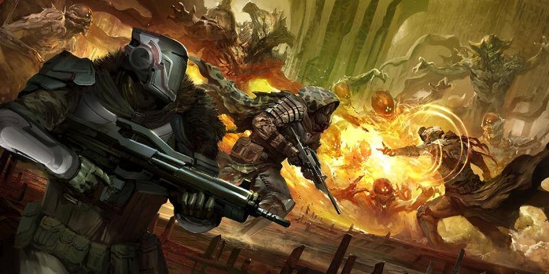 Destiny weapons (5)