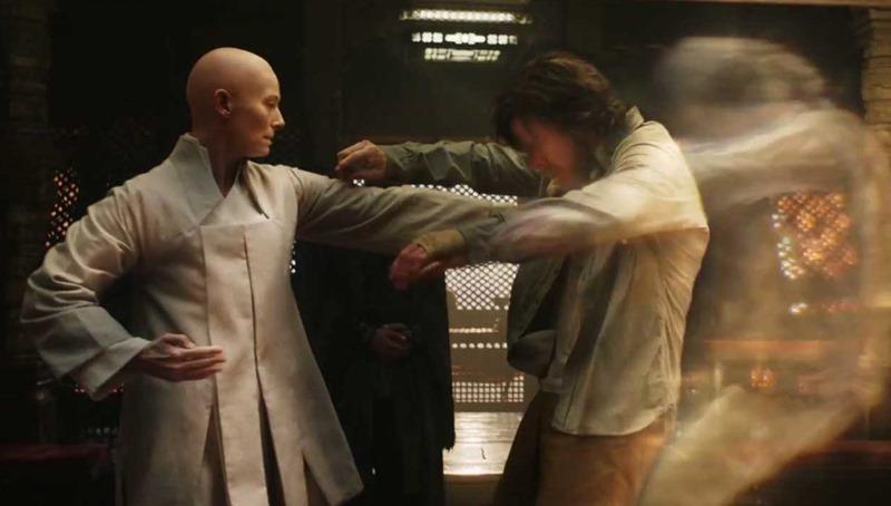Doctor Strange Tilda SwANTON (1)