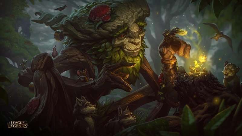 Ivern Champion League of Legends