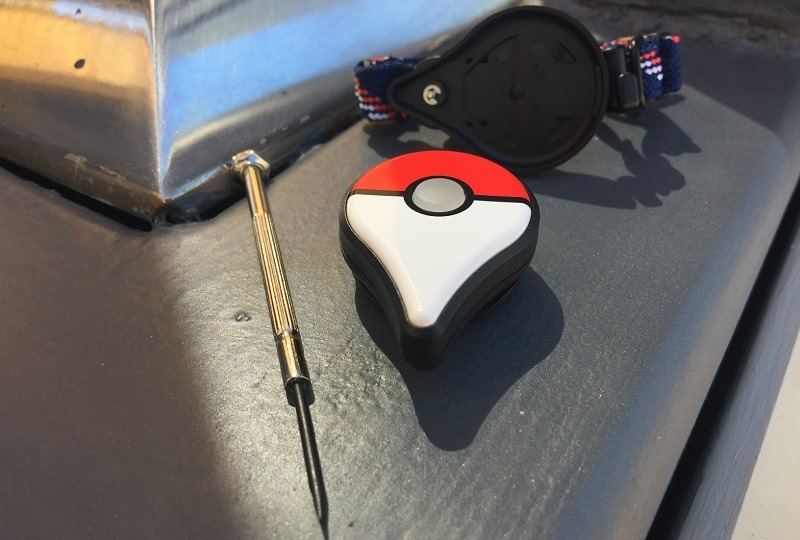 Pokemon GO Plus Engadget