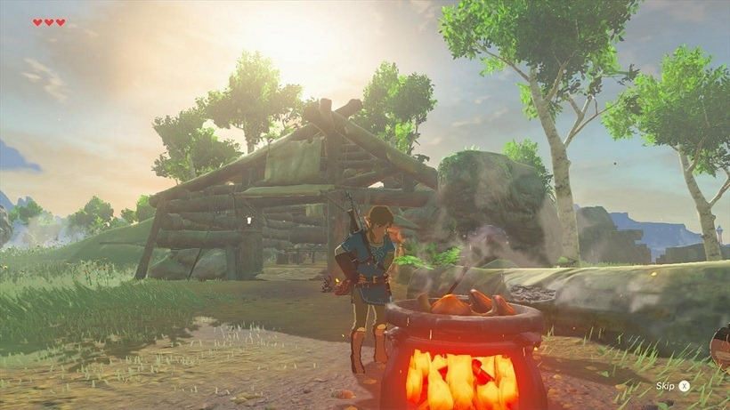 The Legend of Zelda makes cooking fun again 2