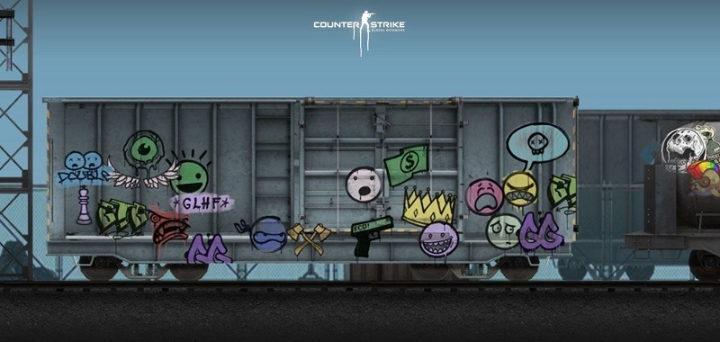 Counter-Strike Global Offensive Sprays