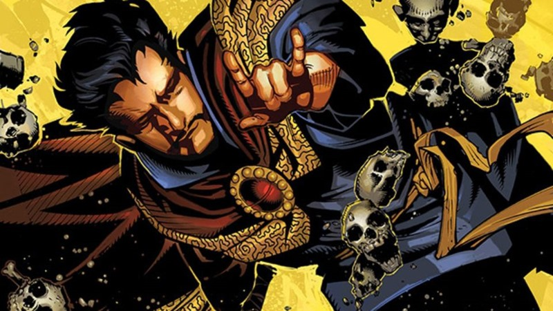 Doctor Strange (3)
