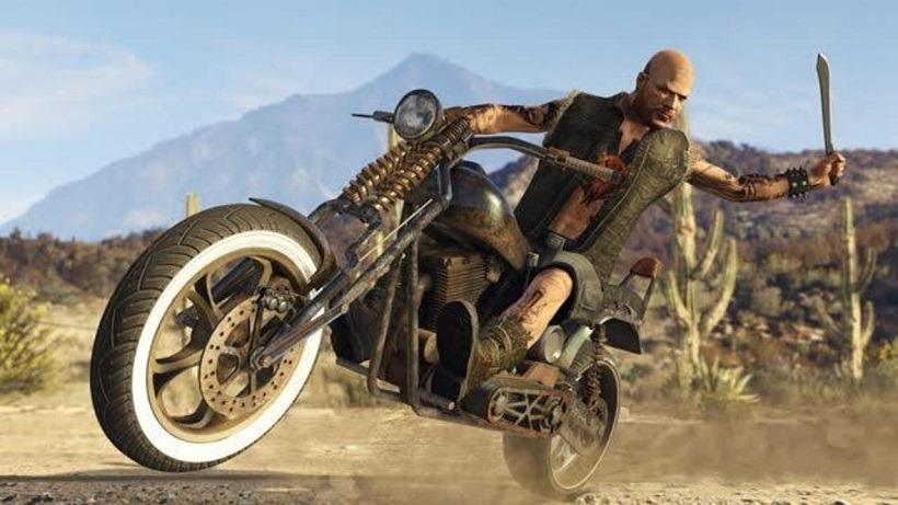 GTA Online Bikers DLC out tomorrow