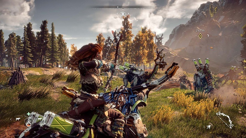 Horizon Zero Dawn side quests