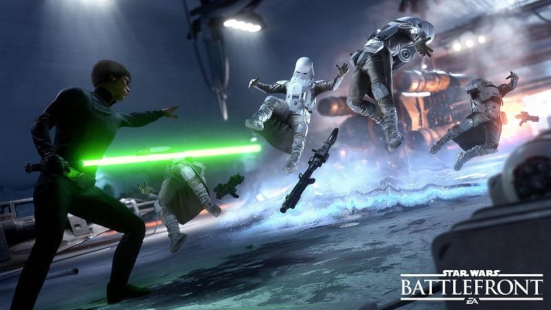 Stars Wars Battlefront ultimate edition