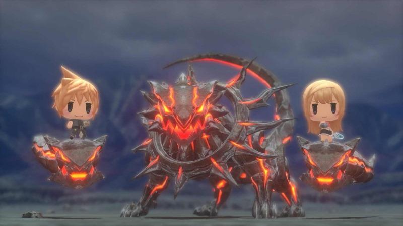 World of Final Fantasy 002