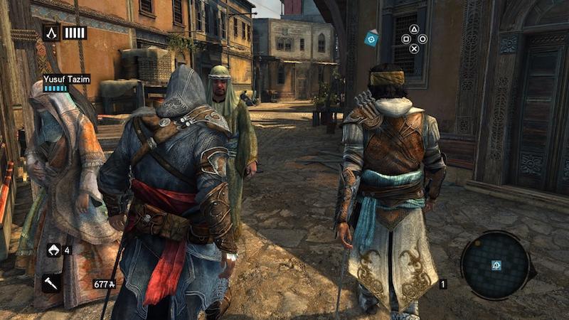 Ezio collection revelations textures
