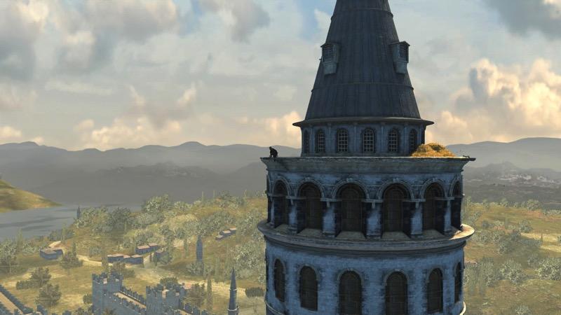 Ezio collection revelations view