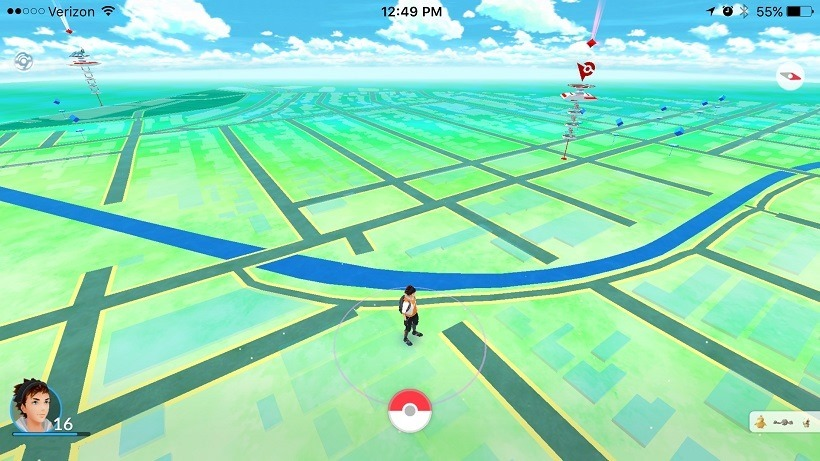 Pokemon Go getting daily quests