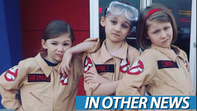 Ion ghostbusters