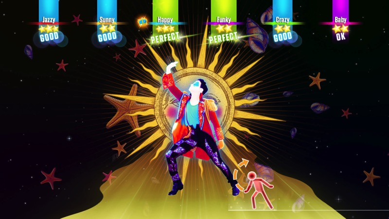 Just dance 2017 don t stop me now