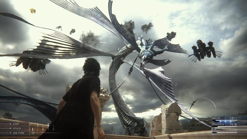 final fantasy xv astral