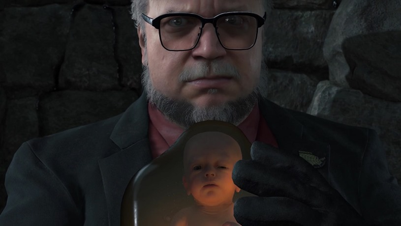 Del Toro is simply an actor in Death Stranding 2
