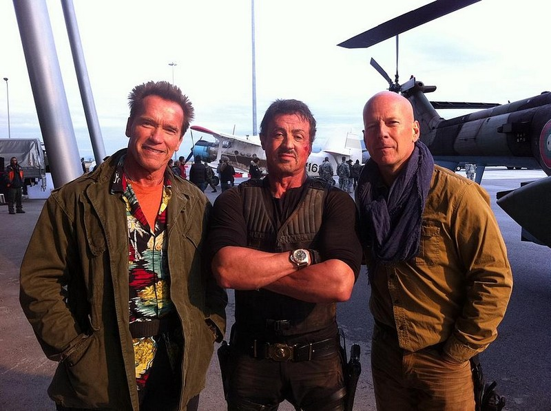 Fourth and final Expendables film in development for 2018 4