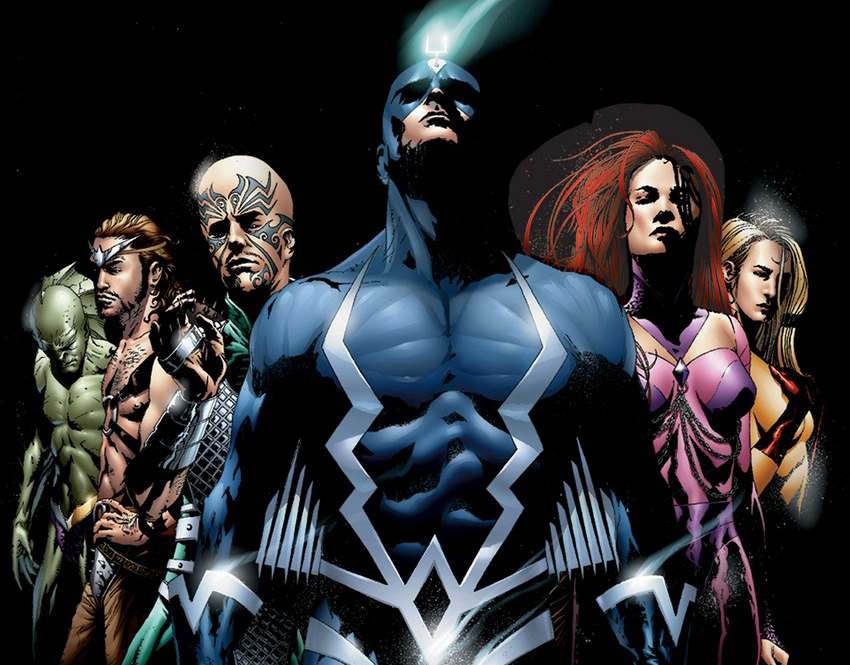 Call sheet for Marvel's Inhumans TV series seemingly confirms Black Bolt and co 4