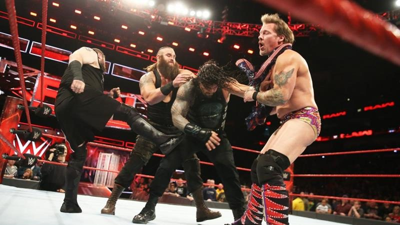 WWE RAW January 9 (2)