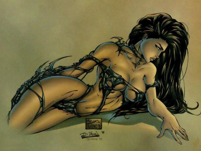 New Witchblade TV series in development! 6