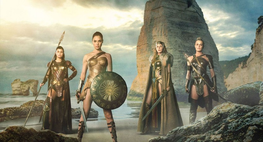 Wonder Woman plot and villain details possibly revealed 6