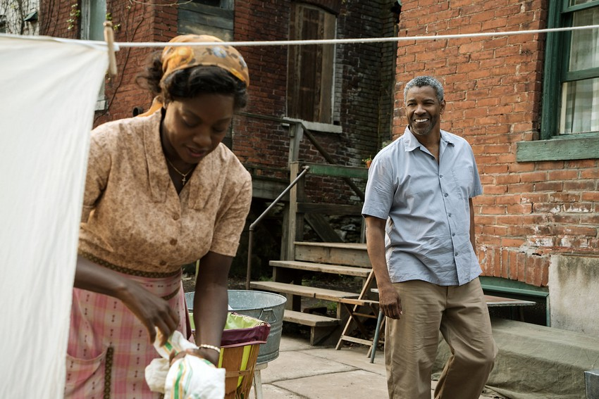 Fences review – A powerfully-acted domestic drama 5
