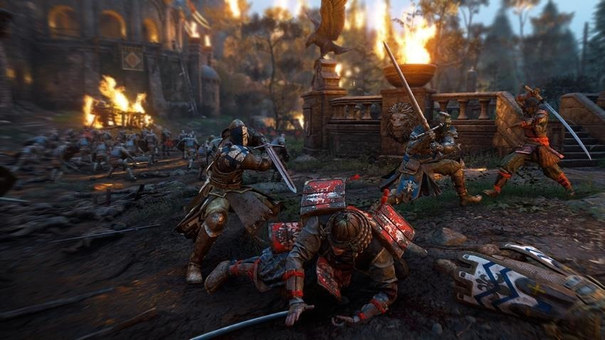 For Honor Review 8