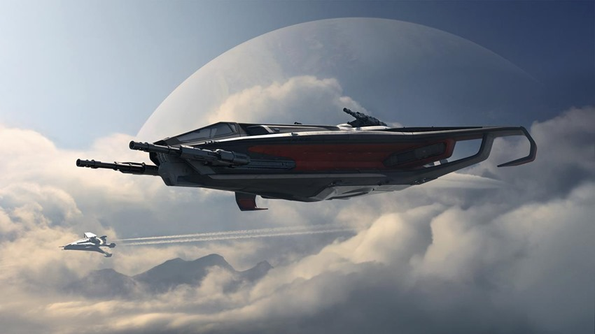 Star Citizen (1)