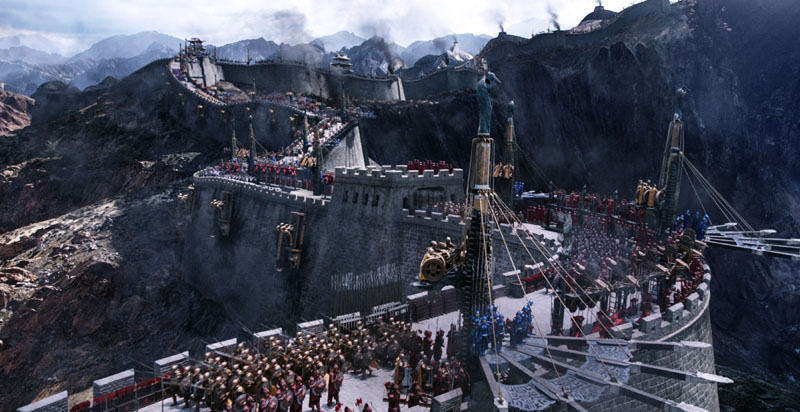 The Great Wall review round-up - Pretty. Stupid. Popcorn entertainment. 10