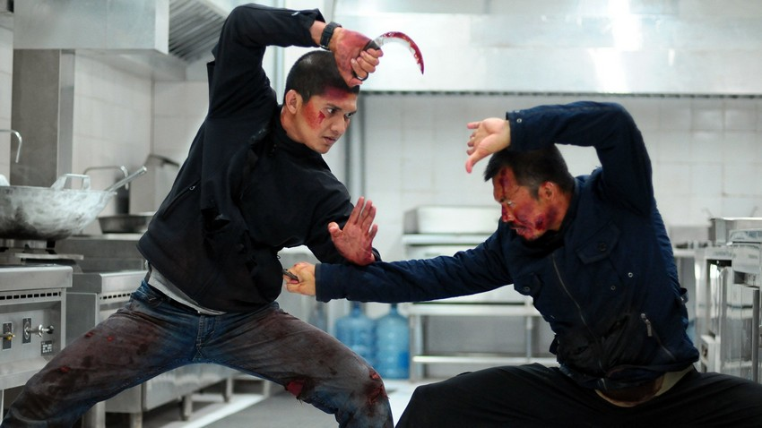 Joe Carnahan and Frank Grillo explain how their remake of The Raid will be different 6