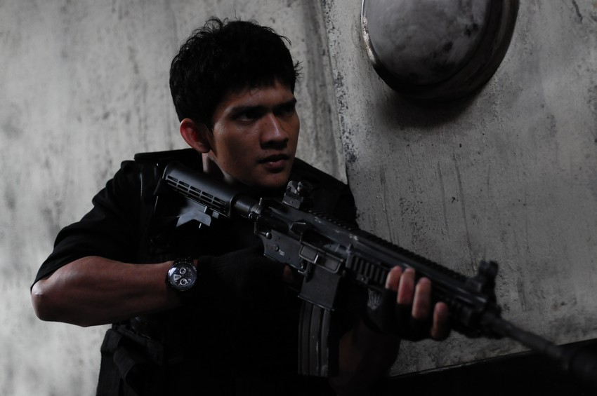 Joe Carnahan and Frank Grillo explain how their remake of The Raid will be different 10