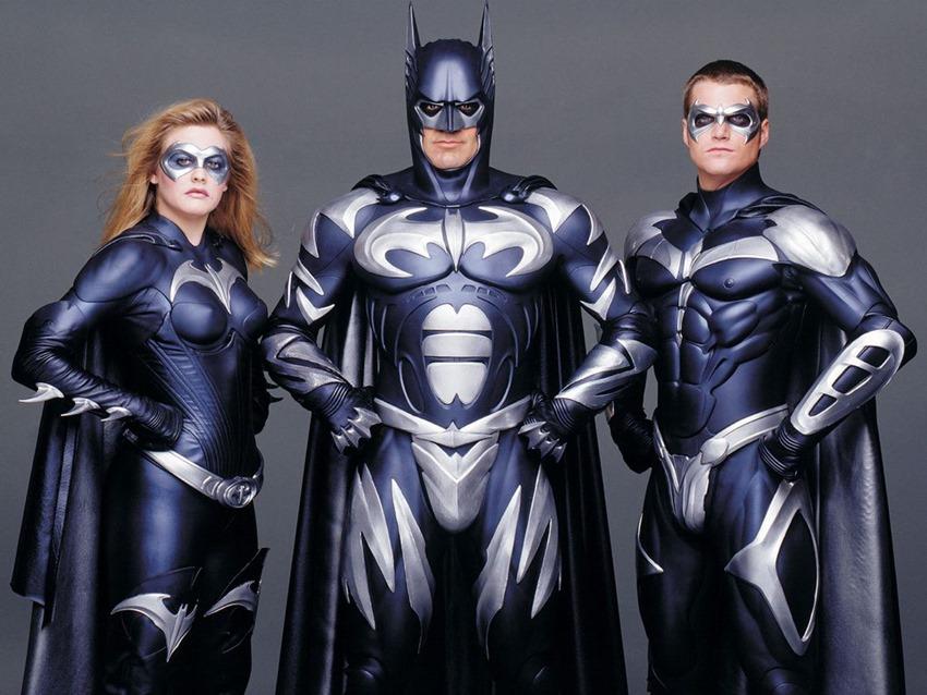 Batman Ice