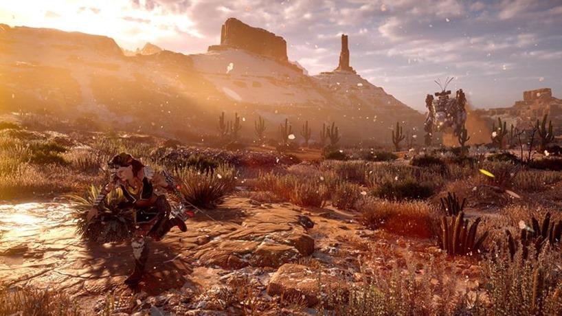 Horizon Zero Dawn Review 1