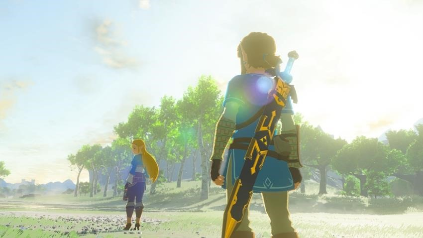 Legend of Zelda Breath of the Wild Review Round Up 3