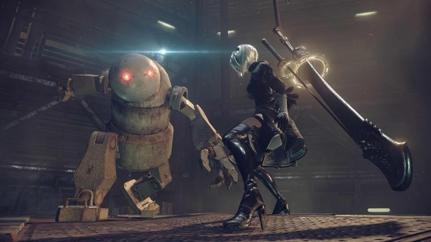 NieR Automata Review Round Up 4