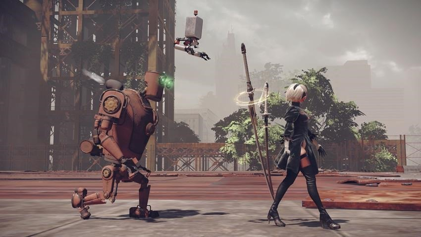 NieR Automata Review Round Up 6