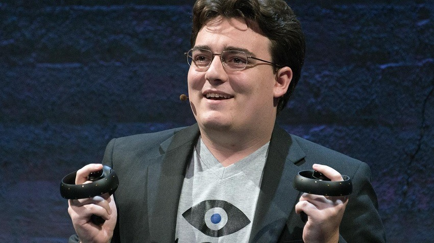 Palmer Luckey leaves Facebook 2